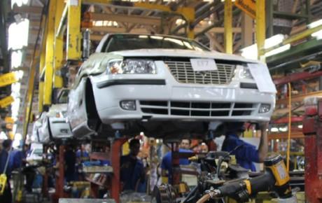 تولید چه خودروهایی به طور کامل متوقف شده است؟