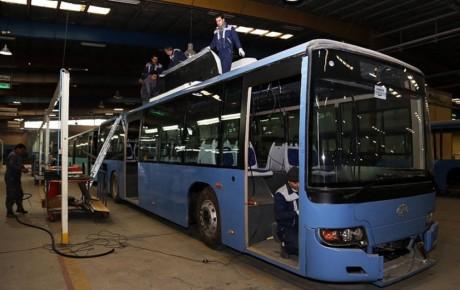 خودروسازان توان تولید اتوبوس را دارند