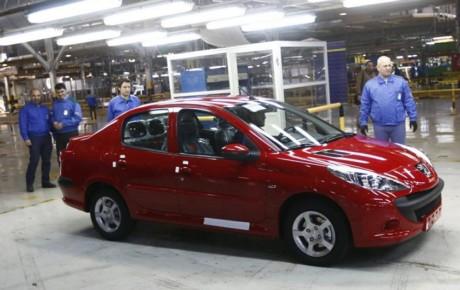 قیمت حاشیه بازار محصولات ایران خودرو تیر 98