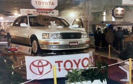یادآوری نخستین نمایشگاه خودرو تهران پس از انقلاب