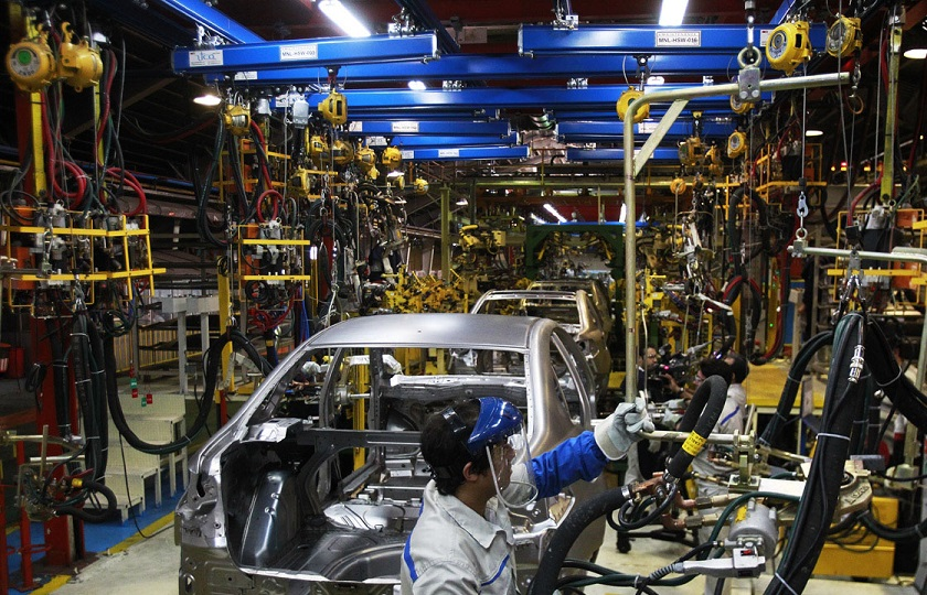 بن بست خودروسازان و قطعه سازان
