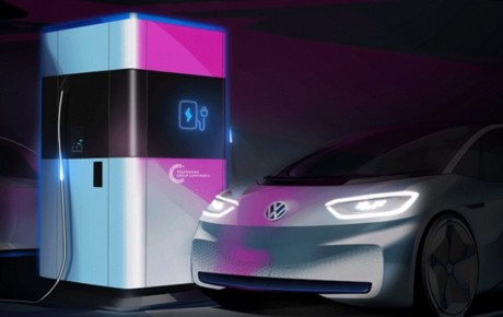 اولین ایستگاه شارژ سیار خودروهای برقی در آلمان