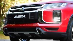 رونمایی از میتسوبیشی ASX مدل 2020 با یک فیس لیفت بزرگ + تصاویر