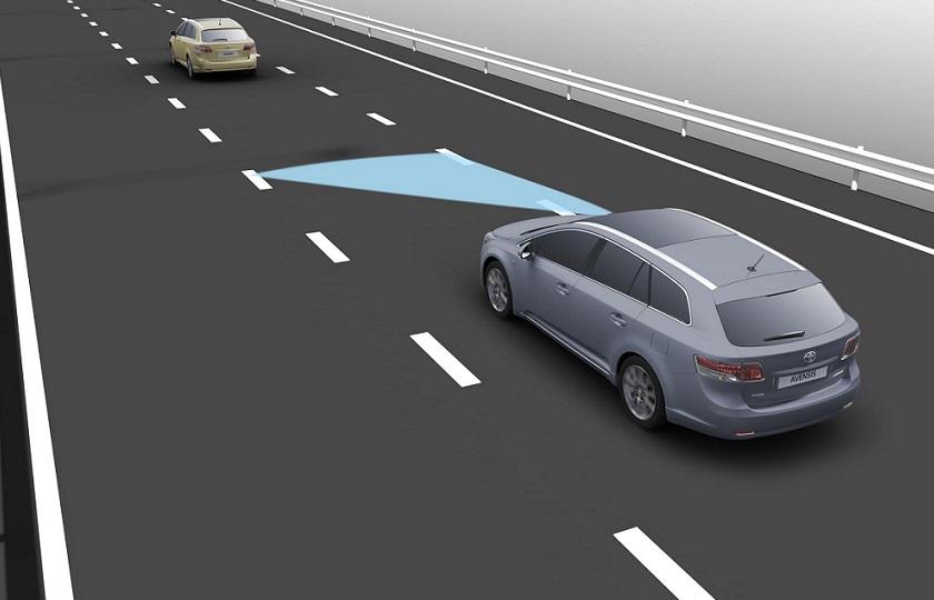 کاهش آمار تصادفات به وسیله سیستمهای کمک راننده