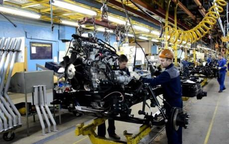 خودروهای سنگین GAZ به ایران صادر خواهد شد