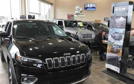 کاهش ۴.۶ درصدی فروش خودرو در اروپا