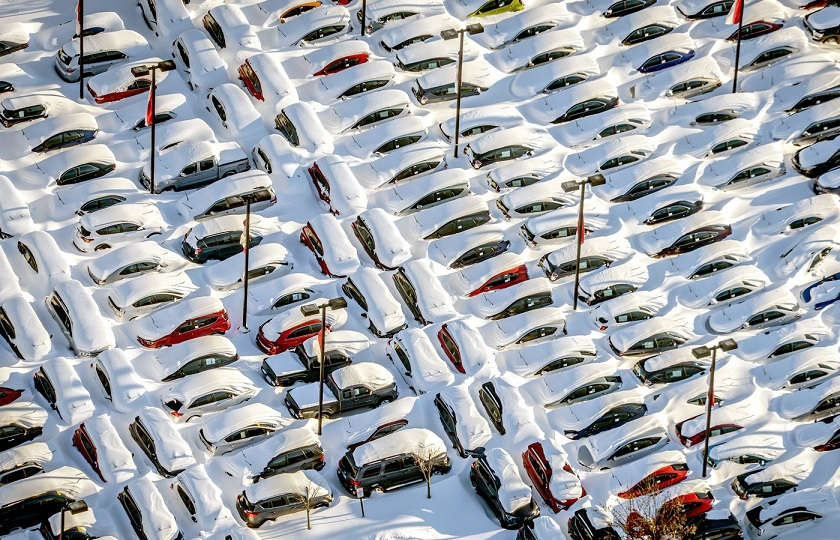 خودروهای برقی مشکلی با هوای سرد زمستان ندارند