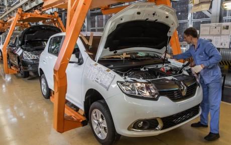 رنو یکی از سهامداران خودروسازی آوتوواز روسیه است