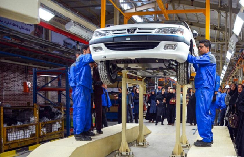 کاهش تولید خودرو روشی برای افزایش قیمتها