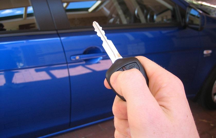 کلید کنترل بازار خودرو