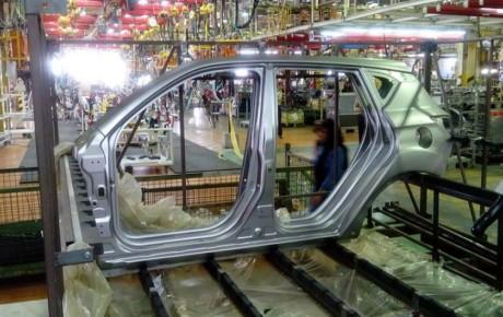 رشد ۳۳ درصدی تورم تولید خودرو