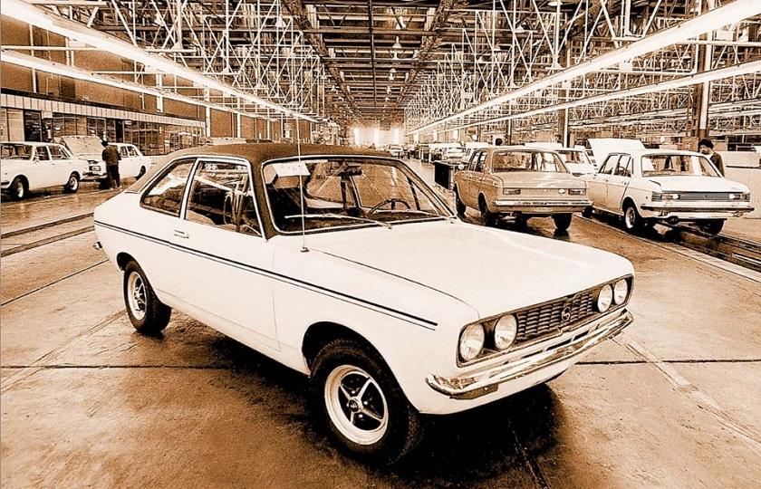 جایگاه صنعت خودروی ایران در چهلمین سالگرد انقلاب