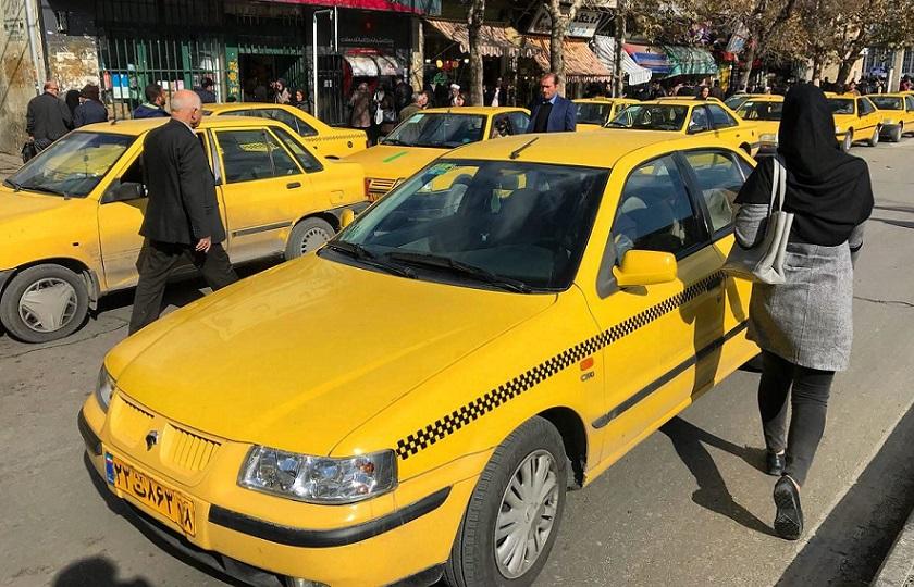 نحوه تعیین نرخ کرایههای تاکسی در سال 98