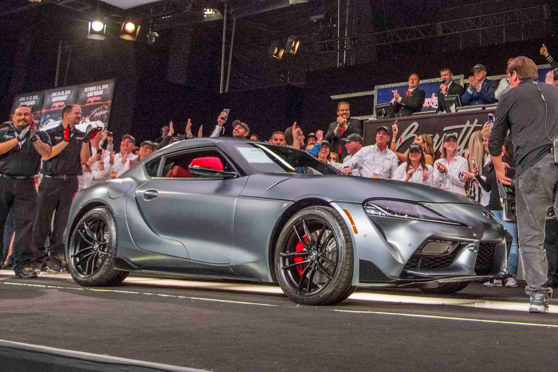 آغاز تولید تویوتا سوپرا 2020 در اتریش