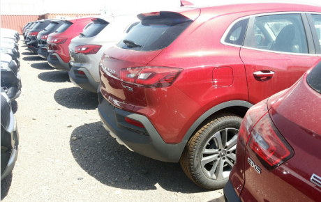 از بین ۱۳ هزار خودرو ۲ درصد ترخیص شدهاند
