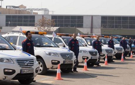 طرح امداد نوروز کرمان موتور آغاز شد