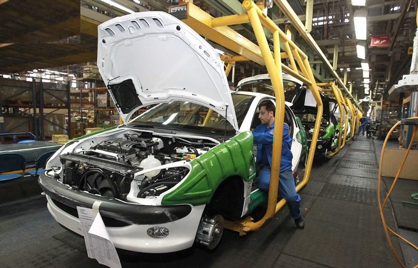 زنگ خطر در صنعت خودروسازی کشور به صدا درآمد