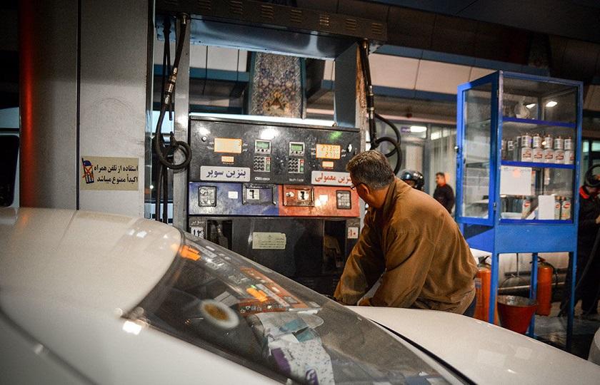 افزایش 3.4 درصدی مصرف بنزین