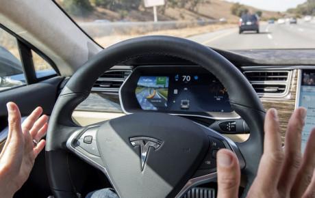 سیستم اتوپایلوت جدید خودروی خودران تسلا