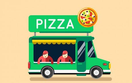 سفارش پیتزا با سیستم صوتی خودرو!