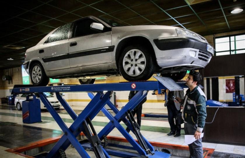فراخوان خودروهای تولید 1393 و 2014 به معاینه فنی