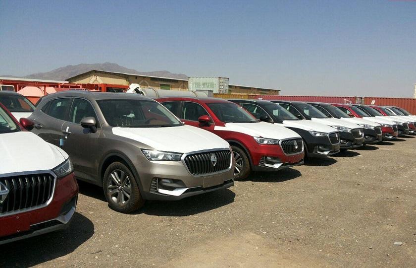 تسریع ترخیص خودروهای وارداتی با هدف حفظ سرمایه های مردمی