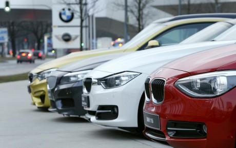 افزایش ۲.۷ درصدی فروش خودرو در آلمان