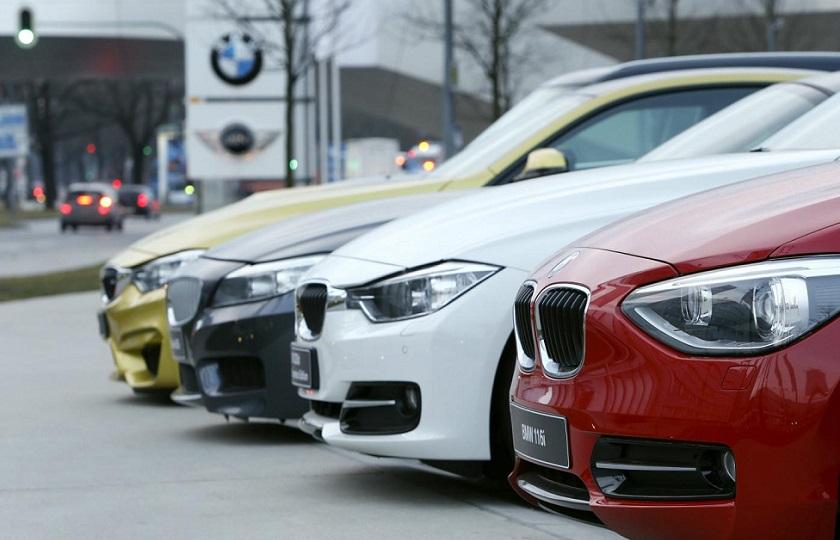افزایش 2.7 درصدی فروش خودرو در آلمان