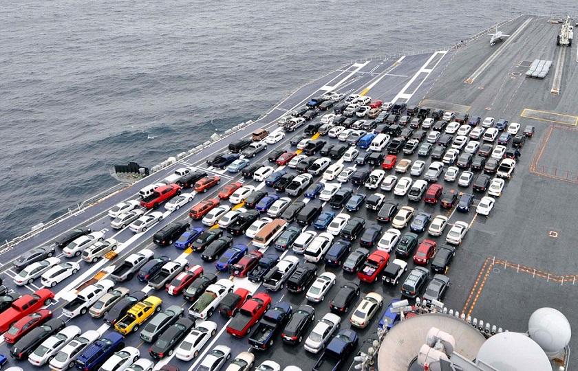 وزارت صمت توانایی ترخیص خودروهای وارداتی را ندارد