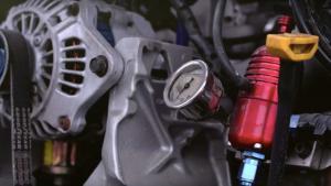 فولکس قورباغهای با موتور توربوشارژ سوبارو + تصاویر