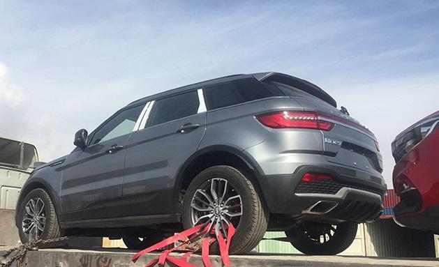 لندویند خودروی چینی در یک قدمی بازار ایران + تصاویر
