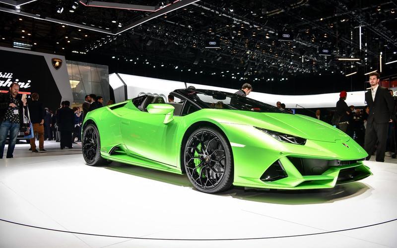 نمایشگاه خودروی ژنو 2019 / بخش اول