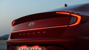 اولین رانندگی با هیوندای سوناتا 2020 + تصاویر