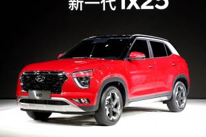 چین میزبان معرفی جهانی هیوندای ix25 جدید