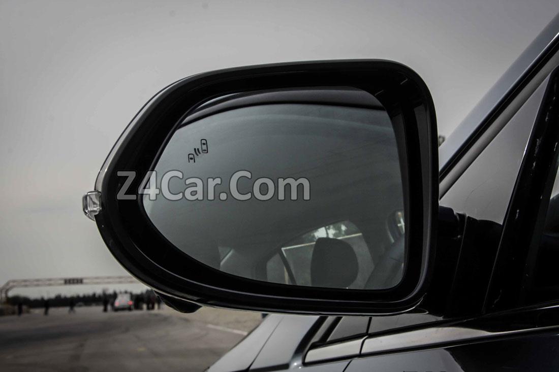 آینه بغل چری آریزو 6