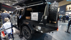 5 خودروی برتر نمایشگاه سئول 2019 + تصاویر