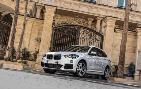 شرایط فروش بی ام و ایکس 1 (BMW X1) با قیمت جدید / مهر 98