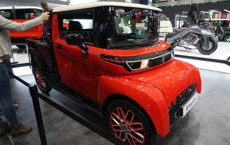 ۵ خودروی برتر نمایشگاه سئول ۲۰۱۹ + تصاویر