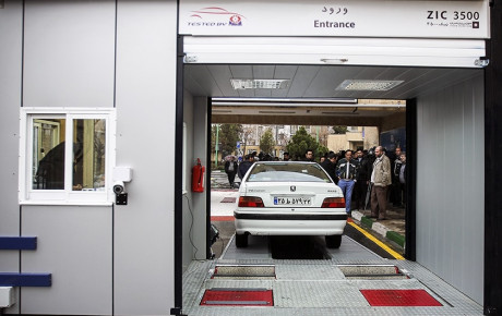 جریمه بیش از ۲ میلیون خودروی فاقد معاینه فنی در پایتخت