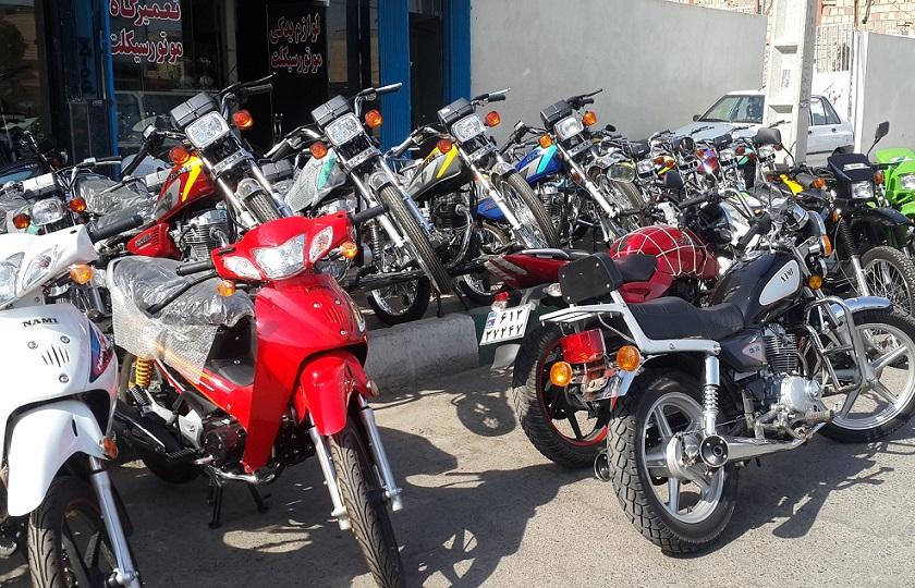افزایش قیمت در بازار موتورسیکلت