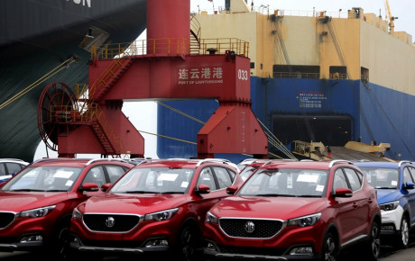 جنگ تجاری بین آمریکا و چین به خودرو رسید