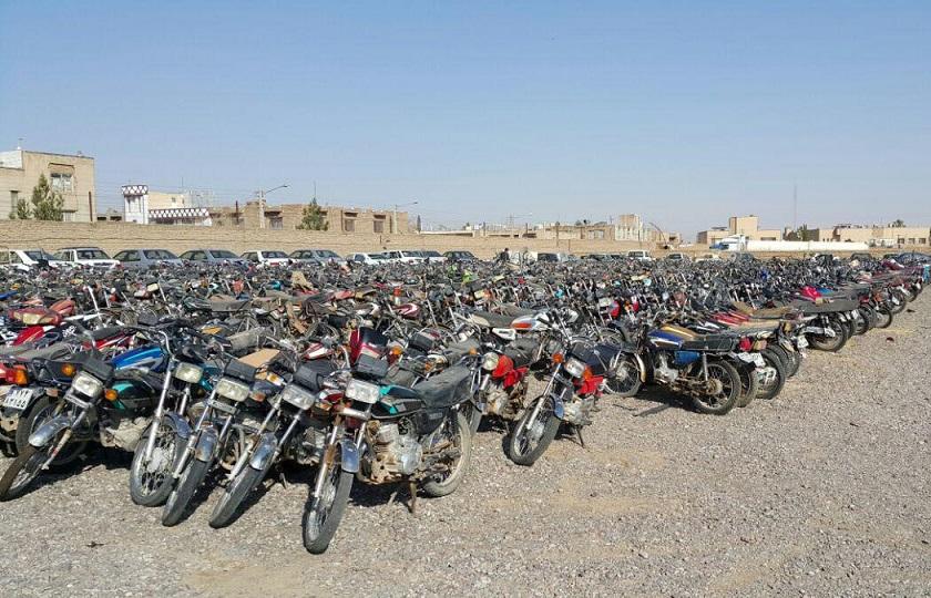 تخلفات زمینه ساز توقیف موتورسیکلت اعلام شد
