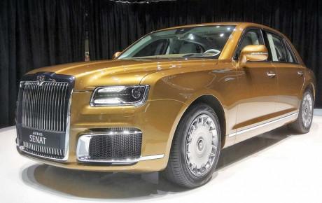 خودروساز روسی آروس وارد بازار آسیا خواهد شد