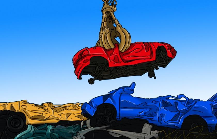 7 قطعه خودرویی که بیشتر از همه بازیافت میشوند