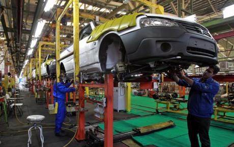 خودروسازی ایران در رتبه 18 جهان قرار گرفت + جدول