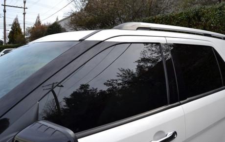 جریمه 50 هزار تومانی برای خودروهای شیشه دودی