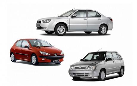 کاهش ۳۹ درصدی تیراژ خودروسازان داخلی