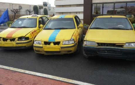 اعتراض سازمان تاکسیرانی به ایران خودرو و قیمتها