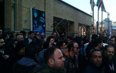جزئیات تجمع ثبت نام کنندگان خودرو مقابل وزارت صنعت