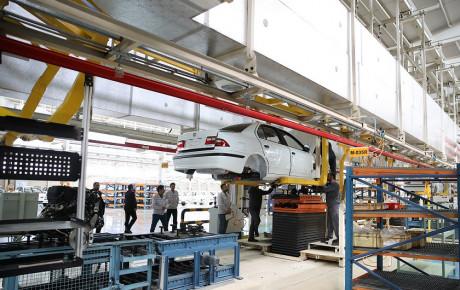 بهبود صنعت خودرو در گرو تولید است